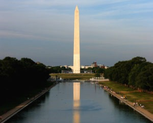 Uses of Marble - Washington Monument