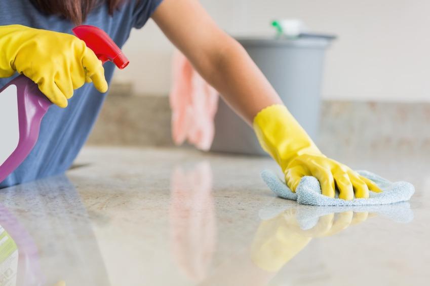 taking care of your granite countertops