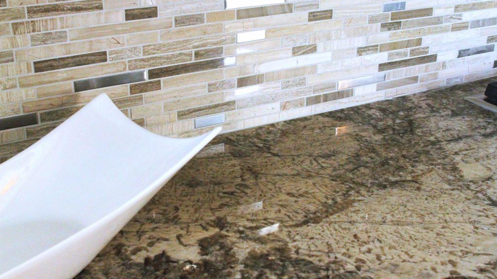 making granite countertops