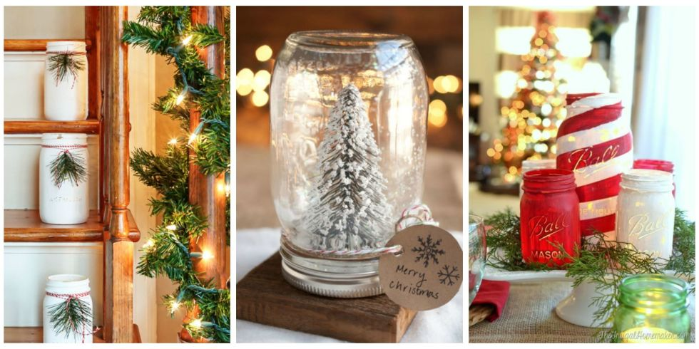 Magical Ways to Use Mason Jars This Christmas