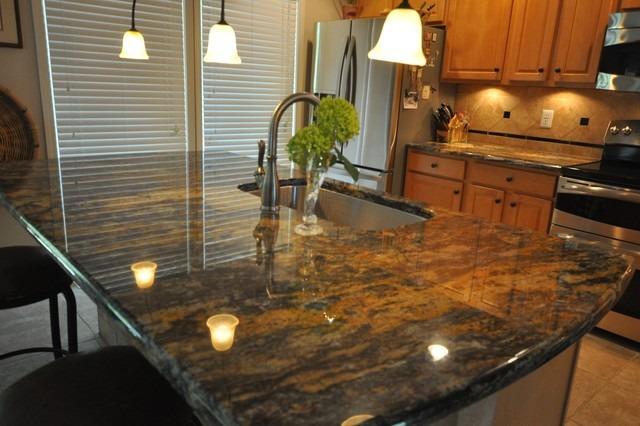 solid granite tiles
