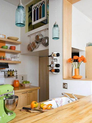 space saving tools for tiny kitchen
