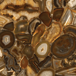 Brown agate stone colour slab Vanderbijlpark