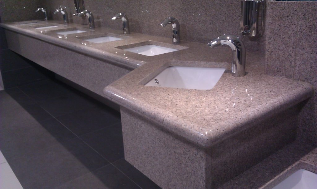Quartz engineered stone basins for business in Westonaria.